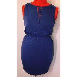 Ann Taylor Loft Dress w/ Elastic Waist